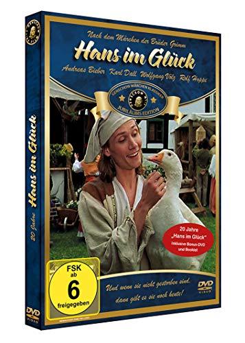 Hans im Glück - Jubiläumsedition mit Bonus-DVD und Booklet - Limitiert
