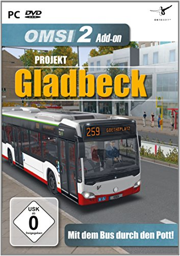 OMSI 2 - Gladbeck (Add-On) (Der Handel Versorgt)