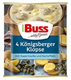 Produkt-Bild: Buss 4 Königsberger Klopse mit Kapernsoße und Kartoffeln, 800 g