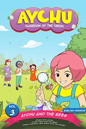 Book cover image for Children's Comic: Aychu and the Bees (Vol. 3)