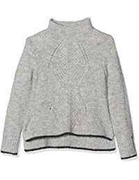Tommy Hilfiger Mädchen Pullover Ame Cable Sweater