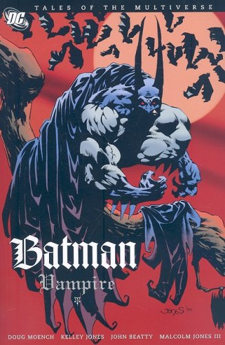 Tales Of The Multiverse Batman Vampire TP