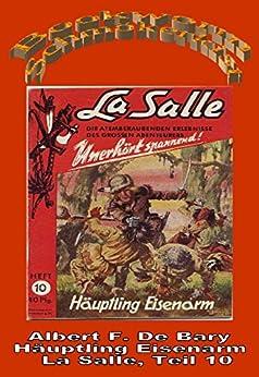 Häuptling Eisenarm: La Salle Band 10