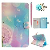 Samsung Galaxy Tab 3 lite 7 pouces SM-T110 PU Cuir Case - Felfy Colorful Painting...