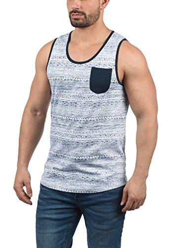 !Solid Imbre Herren Tank-Top Mit Rundhalsausschnitt Aus 100% Baumwolle Regular Fit, Größe:L, Farbe:Insignia Blue (1991) Inside Out Long Sleeve Sweatshirt