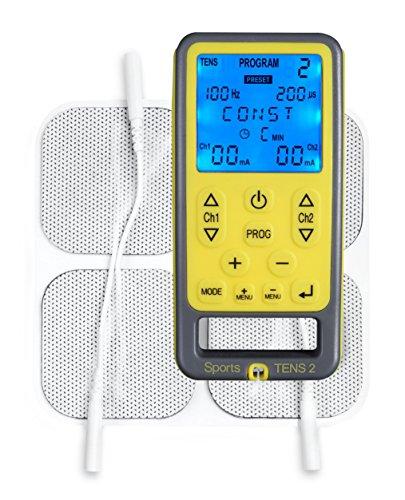 TensCare Sports TENS 2 - Dispositivo electroestimulación