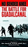 Front cover for the book No Bended Knee: The Battle for Guadalcanal by Merrill B. Twining