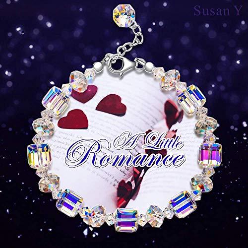 AG Einfache Persönlichkeit 925 Sterling Silber Zuckerwürfel Armband für Frauen EIN wenig Romantik...