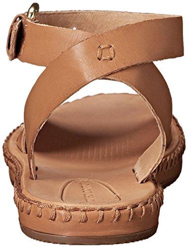Corso Como Brinkley Femmes Cuir Sandale Tan
