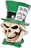 Best Custom Accessories Shift Knobs - Vintage Parts 62447 Mad Hatter Skull Custom Shift Review
