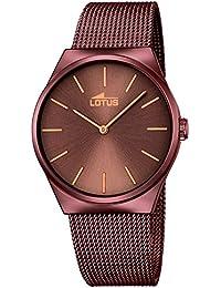 73e7ba12e8e8 Lotus Minimalist 18480 1 Reloj de Pulsera para mujeres Momento Estelar de  Diseño