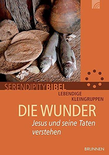 Die Wunder. Jesus und seine Taten verstehen (Serendipity - Bibel)