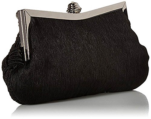 RainRR , Damen Clutch Schwarz