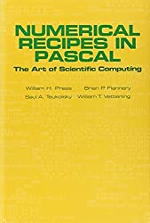 Numerical Recipes in Pascal (First Edition): The Art of Scientific Computing by William H. Press (1989-10-27)