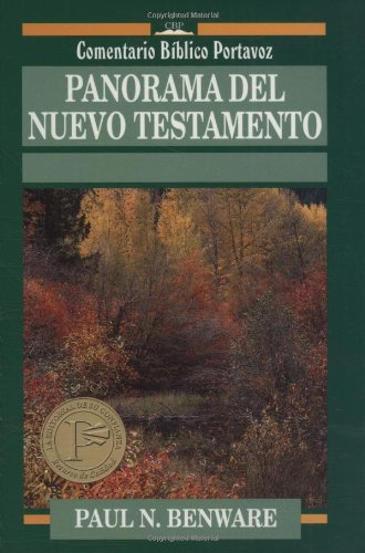 Everyman's Bible Commentary Series: Survey of the N.T (Comentario Bíblico Portavoz)
