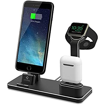 Belkin - PowerHouse - Base de charge pour iPhone & Apple Watch: Amazon.fr: High-tech