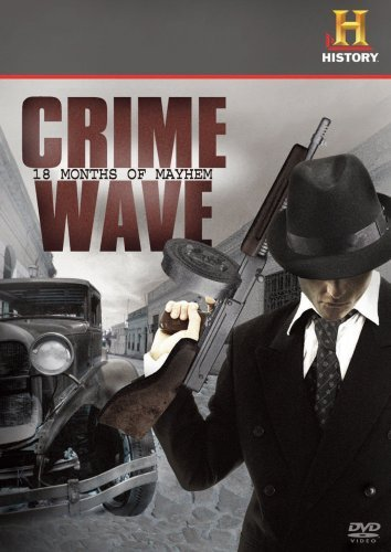 Crime Wave: 18 Months Of Mayhem [DVD] by Bonnie and Clyde