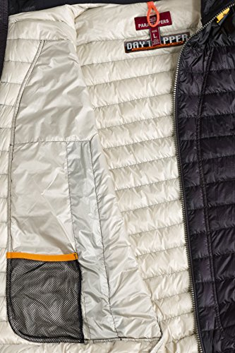 Parajumpers Herren Lightweight Daunenjacke Arthur SLIM FIT verschiedene Farben Majolica Blue (596)