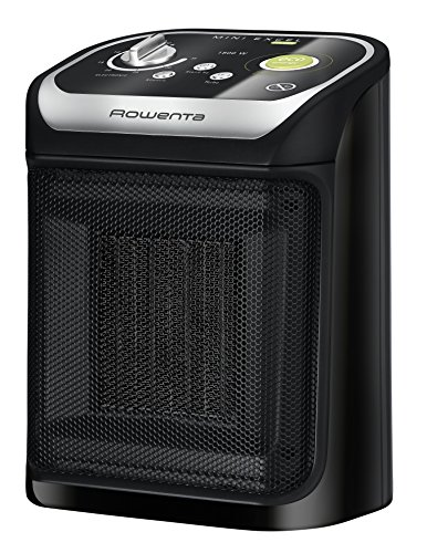 Rowenta SO9265F0 Mini Excel Eco Safe Termoventilatore Ceramico, 1800 W, 49 Decibel,...