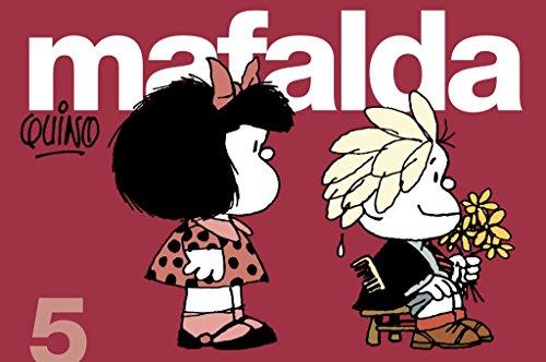 Mafalda 5 (LUMEN GRÁFICA) por Quino