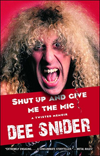 Shut Up and Give Me the Mic (English Edition) (Mic Star Rock)