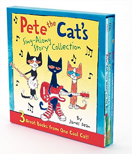 Pete. The Cat's Sing-Along Story Collection