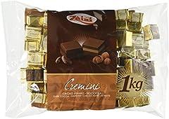 Idea Regalo - Zaini Cioccolatini Cremini- 1000 g