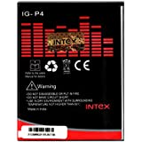 Intex Battery for Gionee Pioneer P4 1700mAh