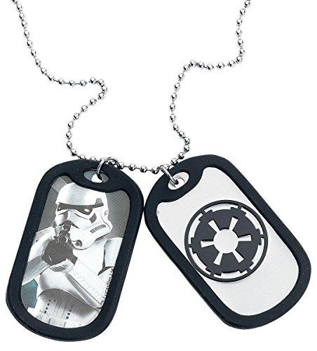 Star Wars Empire Dog-Tag Kette mit 2 Anhängern (Wars Dog Star)