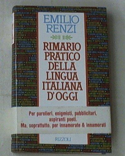 Rimario pratico della lingua italiana