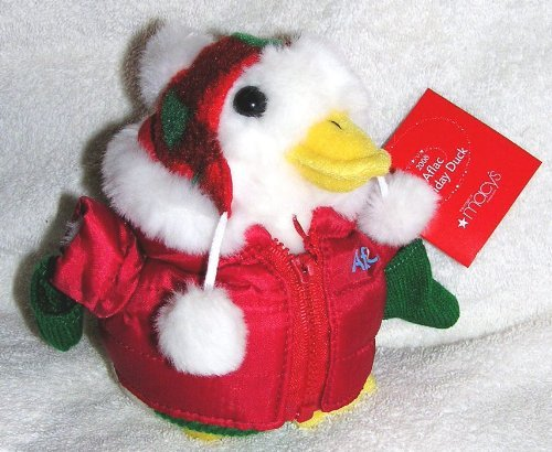 2008-christmas-plush-6-talking-aflac-holiday-duck-in-ski-jacket-from-macys-by-aflac