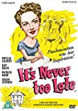 It's Never Too Late kostenlos online stream