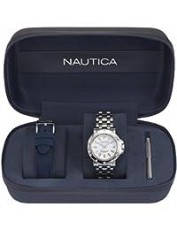 Nautica Damen-Armbanduhr NAPPRH005
