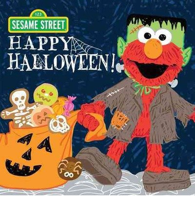 BY Jaine, Lillian ( Author ) [ HAPPY HALLOWEEN! (SESAME STREET) ] Sep-2014 [ Library Binding ]