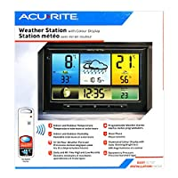 AcuRite Weather Station with Colour LCD Display and Wireless Outdoor Sensor 1
