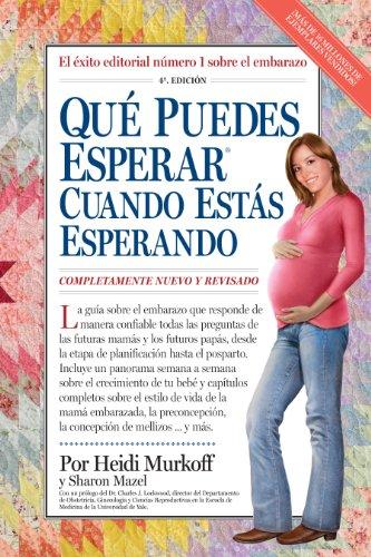 Descargar Libro Que Puedes Esperar Cuando Estas Esperando de Heidi Murkoff