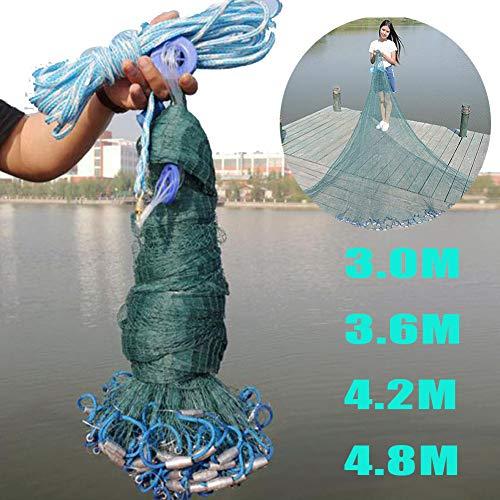 KFZ-Zubehör Auto-Elektronik Zubehör Zerama Gefaltete Tragbarer Polygon Fischnetz Nylon Faltbare Crayfish Shrimp Catcher Crab Fish Trap Cages