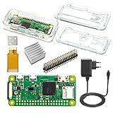 Vilros Raspberry Pi Zero W Basic Starter Kit--EU Plug Edition