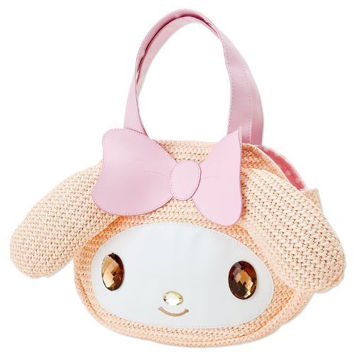 [My Melody]Diecast basket bag M by My Melody
