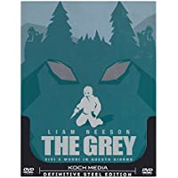 the grey (ltd steelbook) dvd Italian Import