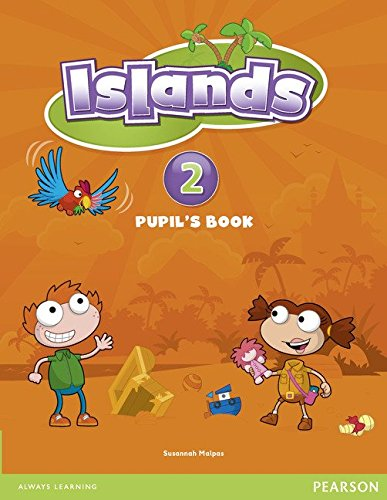 Islands Spain Pupils Book 2 + Awake at Night Pack por Susannah Malpas