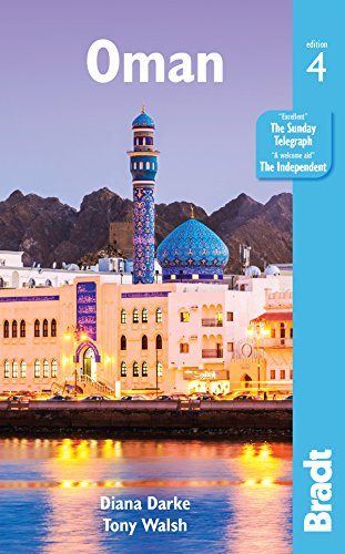 Oman (Bradt Travel Guides) (English Edition)
