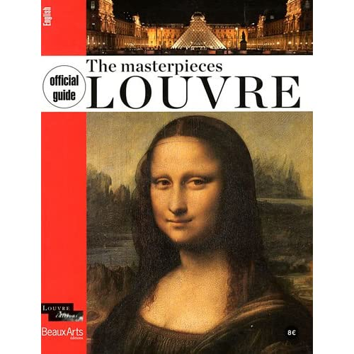Official guide Masterpieces of the Louvre (anglais)