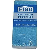 Bimsschwamm Bimsstein FIGO 100 x 50 x 25 mm blau (0003) preisvergleich bei billige-tabletten.eu