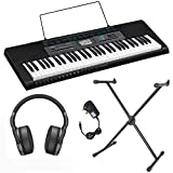 Best Casio Music Stands - Casio CTK-2550 Beginners Keyboard Pack with AC Adapter Review