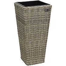 cache pot rotin. Black Bedroom Furniture Sets. Home Design Ideas