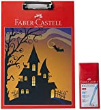 #3: Faber-Castell Exam Pad(Assorted)