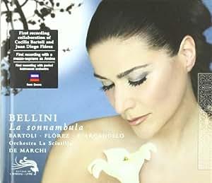 Bellini - La somnambula / Bartoli, Florez, D'Arcangelo, Orchestra La Scintilla, De Marchi