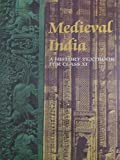 medieval india old NCERT history text book 1990 by satish chandra