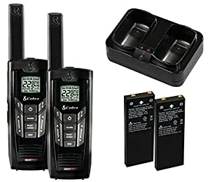 Cobra CXR925 Talkie Walkie (49 x 33 x 177,5 mm)